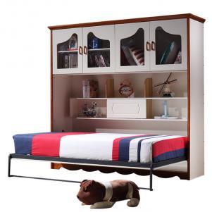 多功能衣柜床隐形床