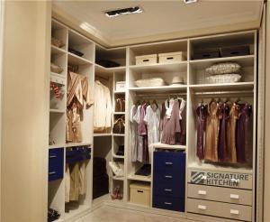 现代简约衣柜订做