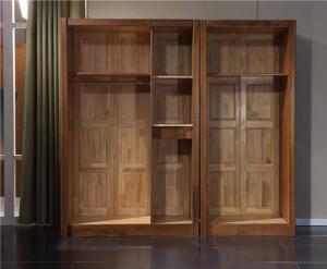 豪华新中式衣柜