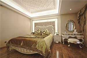 卧室床款式素材高清图