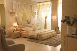卧室床款式一整套家具