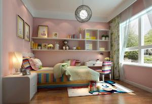 2016年的小孩书房装修