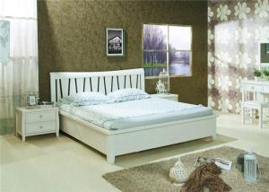 卧室双人床装修设计图
