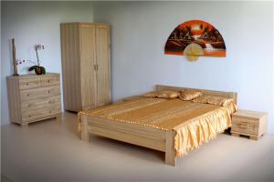 全实木卧室床款式套装
