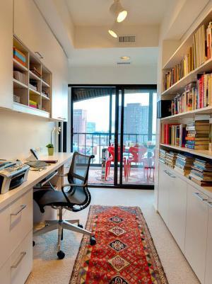 美式书房装饰设计