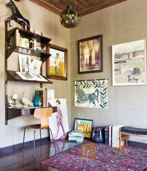 书房装饰设计家居空间