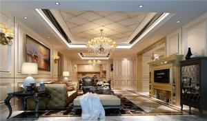 新古典风格四居室