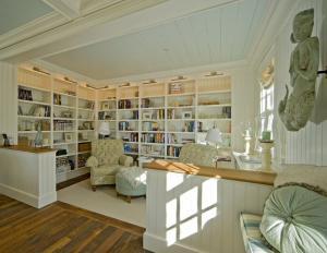 阳光照射阳光书房装修效果
