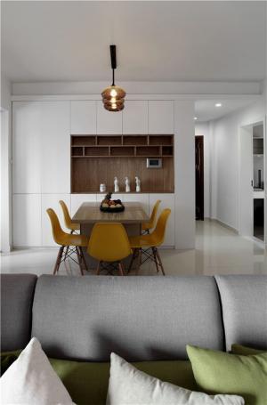 小户型旧房改造整体设计