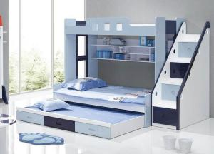 卧室床款式家具装饰