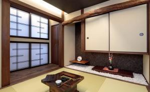 日式书房家居搭配