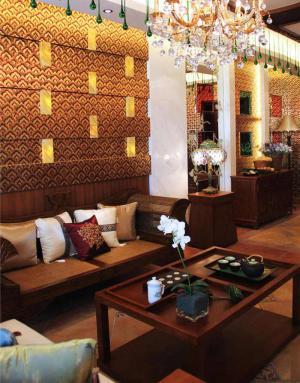 好看的中式客厅家具