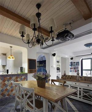 全屋家用餐桌餐椅图片