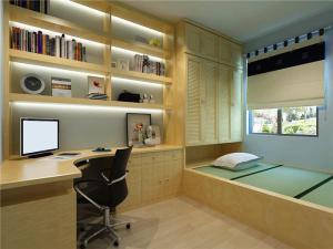 日式书房装修图集
