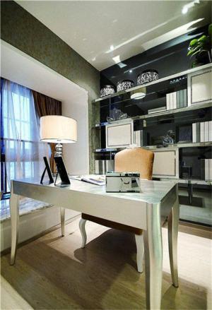 现代时尚小书房装修风格