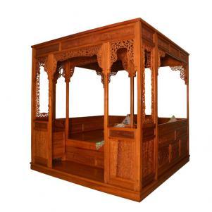 红木古典卧室床款式
