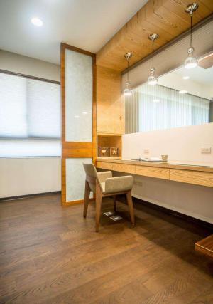 清新风格日式书房