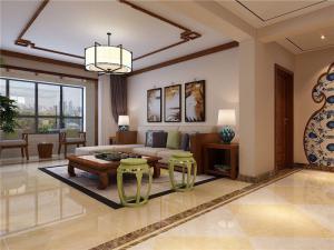 四室两厅中式风格