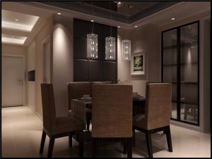 欧式奢华简约餐桌图片