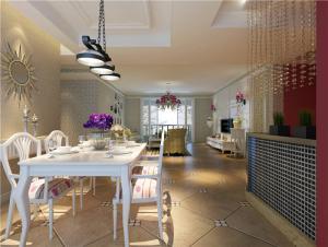现代家用餐桌图片