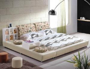 现代简易榻榻米床