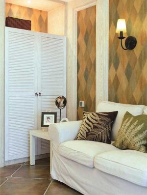小户型客厅沙发效果图欣赏