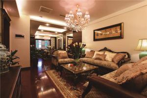 新中式客厅家具尺寸