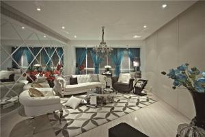 豪华小户型客厅家具