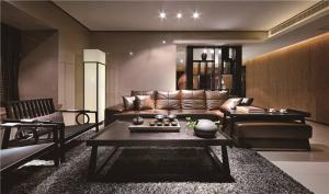 简易小客厅家具图片