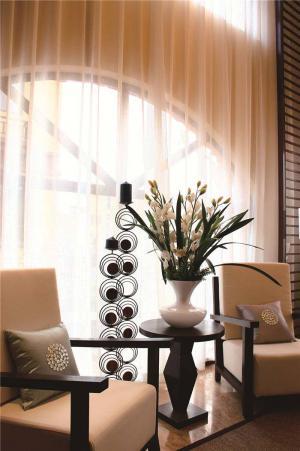 豪华美式客厅家具图片