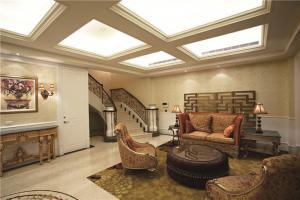 新古典新中式客厅家具