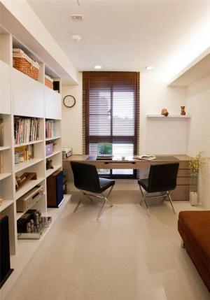 长方形阳台书桌