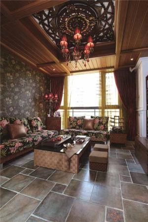 小户型现代客厅家具图片