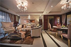 现代客厅家具图片欣赏
