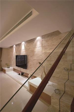 美式客厅家具实拍图