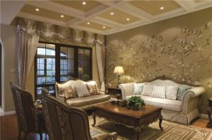 简约小户型客厅沙发
