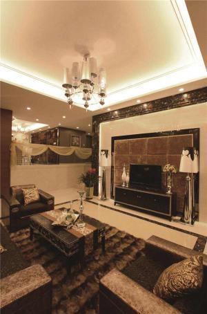 小户型客厅沙发效果图大全