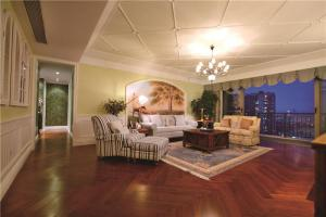 新古典现代客厅家具