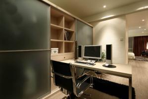 商务风创意书桌