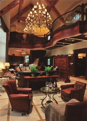 简欧现代客厅家具图片