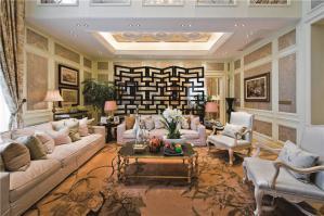 新古典小客厅家具
