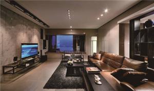 中式客厅家具搭配