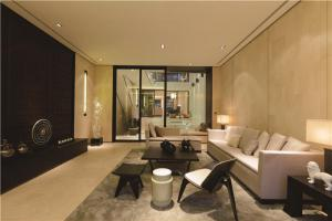 美式现代客厅家具