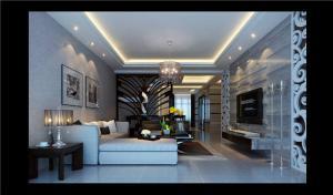 美式客厅家具图片欣赏
