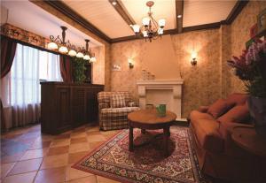 家居小客厅沙发