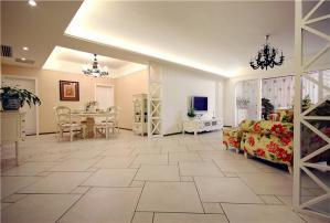 现代新中式客厅家具图片