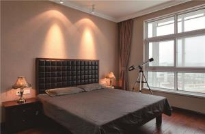 家居飘窗卧室设计图片