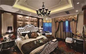 公寓飘窗卧室设计图片