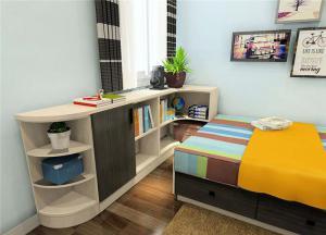 矮书柜定制设计
