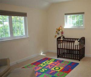 儿童房家具小床